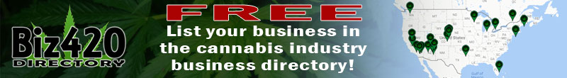 Biz420 Cannabis / Marijuana Industry Free Business Directory